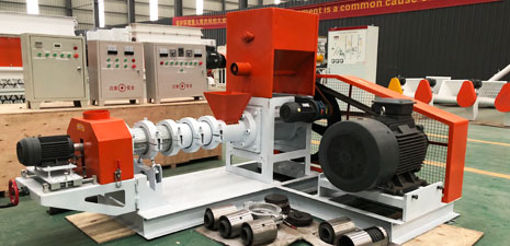 Feed Extruder Machine