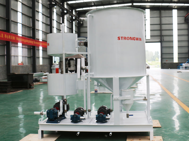 Liquid Adding Machine For Building Animal Feed Production Plant