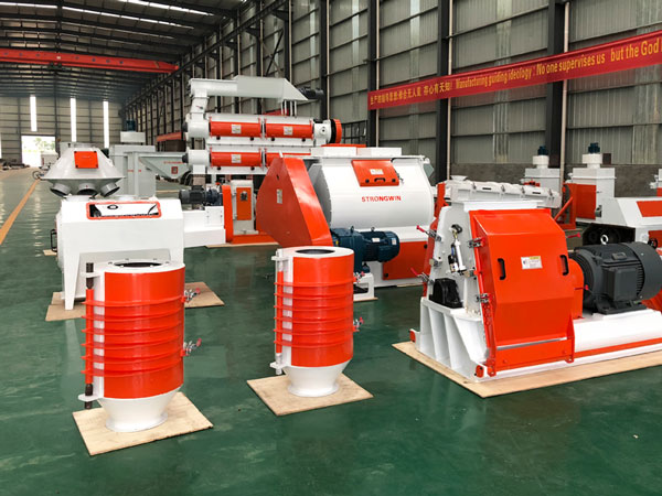 Permanent Magnet Drum For Feed Plant