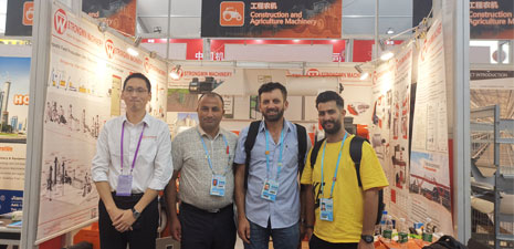 We are waiting for you at the Canton Fair,welcome to our booth
