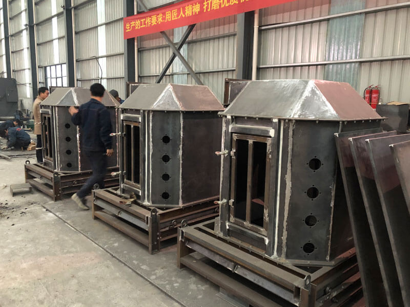 Pellet Cooler for Animal Feed Pellet Line