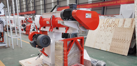 SZLH250 Feed Pellet Equipment has been shipped to Turkey