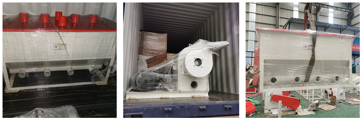 Small Feed Pellet Plant Equipment has been shipped to Sri Lanka
