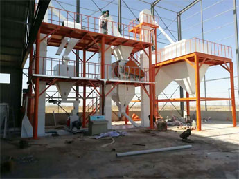 Feed Powder Production Line