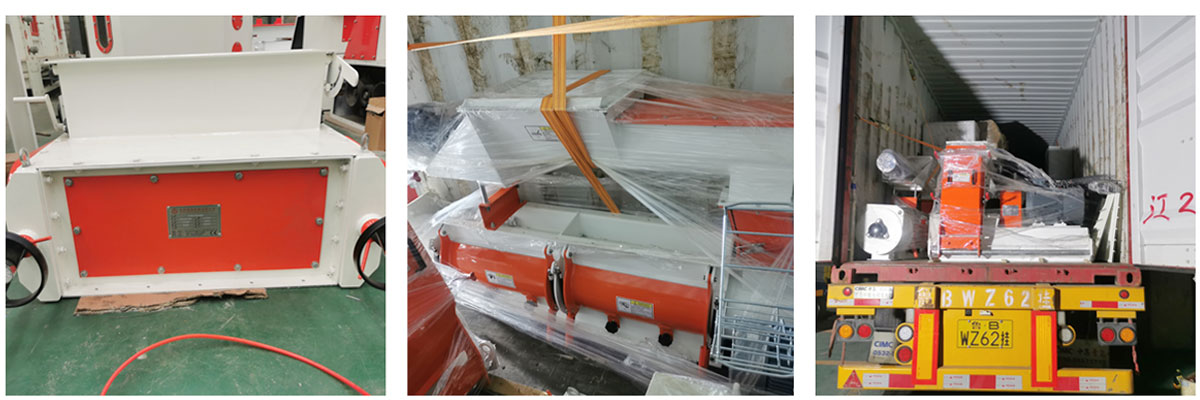 Animal Feed Pellet Production Plant equipments have been shipped to Costa Rica