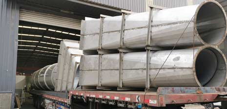 MUYUAN Group ordered a batch of silos
