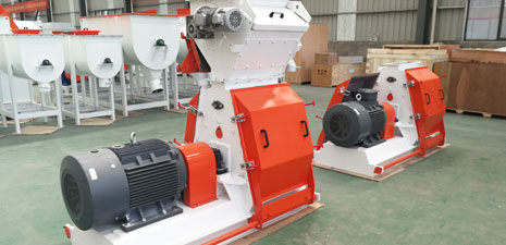 feed mill machine