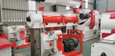 Feed production equipments