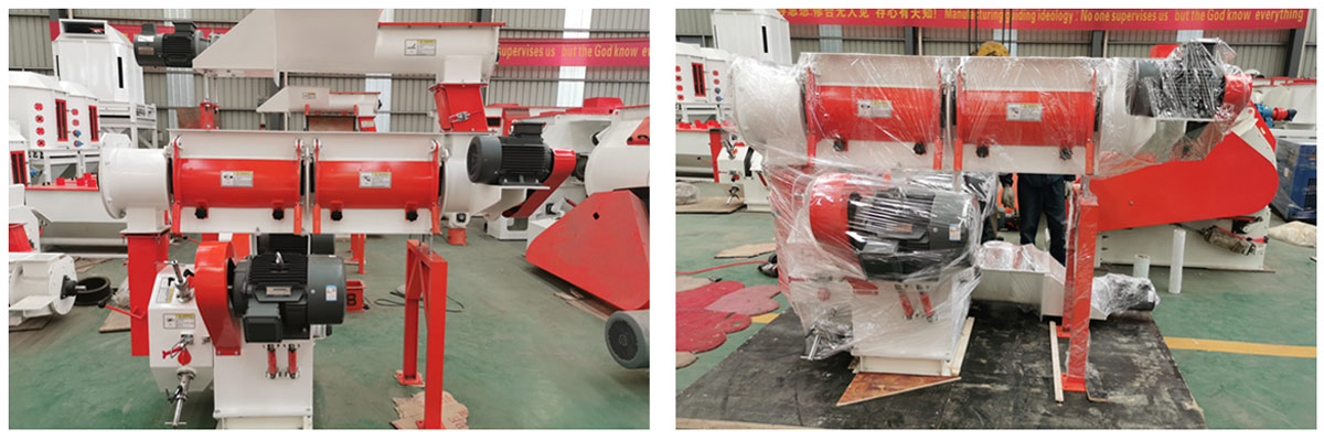 SZLH250 Feed Pellet Mill Will Be Shipped to Tanzania