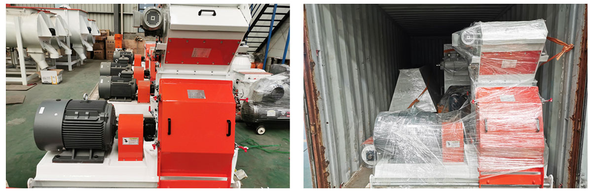 Customized 75 KW Crushing System Equipments will be shipped to Turkey