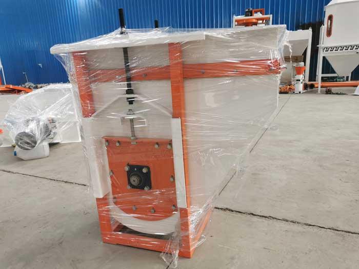 Albania customers ordered Strongwin bucket elevator