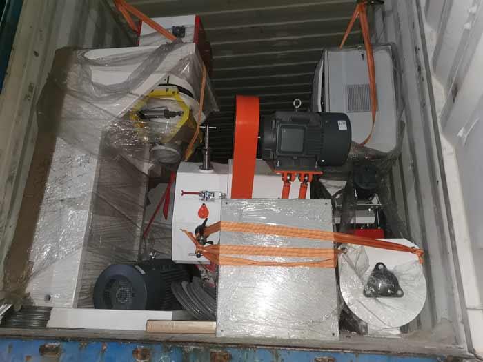 SZLH250 complete set feed pellet production plant for Saudi Arabia